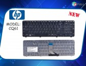 Keyboard HP Compaq Presario CQ61 G61 Notebook Keyboard ստեղնաշար klaviatura stexnashar