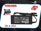 Toshiba 19v 6.32A charger Adapter T210D, T215D, T230, T235, T235D