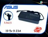 Nor Original Charger Asus 19 5v 9 23a (5.5x2.5 mm) 180w Adapter Notebooki zaryadshnik