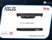 Մարտկոց Նոթբուքի ASUS K55 A32-K55 K55DR X55 A45V K45V  Battery  Notebook