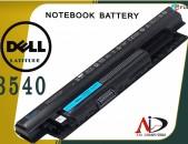 Battery Dell Latitude 3540- Նոր martkots Akumliator batareyka