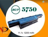 Battery Acer 5750- Նոր notebooki martkoc