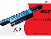 Acer 4741G Battery  Akumliator batareyka martkots