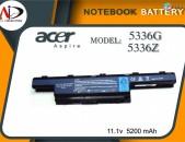 Battery  Acer 5336G Acer 5336Z Akumliator batareyka martkots մարտկոց ակումլյատոր notebooki notbuki martkoc аккумулятор нотбука