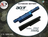 New Battery Acer 5560 Acer 5560G akumlyator martkoc