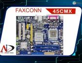 Материнская плата Foxconn 45CMX Сокет-LGA775