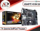 Материнская плата GIGABYTE H310M DS2  LGA1151 v2 Core i7