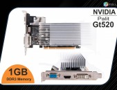 Видеокарта NVIDIA Palit GT520 1Gb / DDR3 / 64bit VIDEOCARD վիդեո քարտ