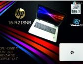 Notebook HP 15-R218NB Core i3 / 15,6 / DDR4 4gb/ sev-spitak