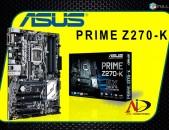 Asus prime z270-k motherboard ddr4 / Socket lga 1151