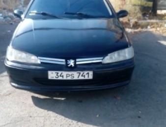 Peugeot 406 , 1998թ.