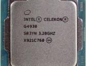 Պրոցեսոր intel G4930 Անվճար առաքում