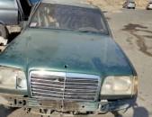 Mercedes w124 kuzov raskulachit qandumem