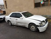 Mercedes raskulachit zapchast w202 w124 kuzov