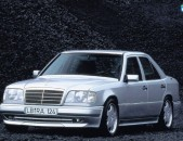 Mercedes w124 kgnem pntrumem vtarvac kam ansarq