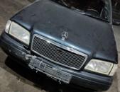 Mercedes Benz raskulachit w202 w124 maser