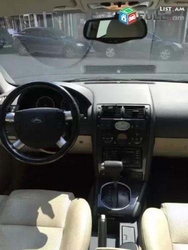 Ford Mondeo , 2001թ.