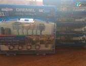 Dremel Sanding/Grinding Kit: 686-01