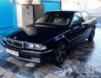 BMW -     750 , 1995թ.