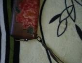 Կաշվե կանացի բրենդային դրամապանակ