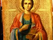 Икона святого великомученика и целителя Пантелеймона