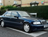 Kgnem Mercedes Benz c180 200 220 230 300 AMG  vtarvac avtomeqenaner