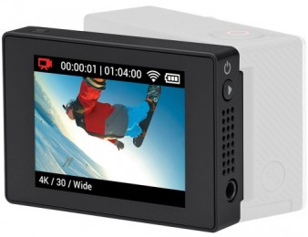 Lcd Gopro. touch
