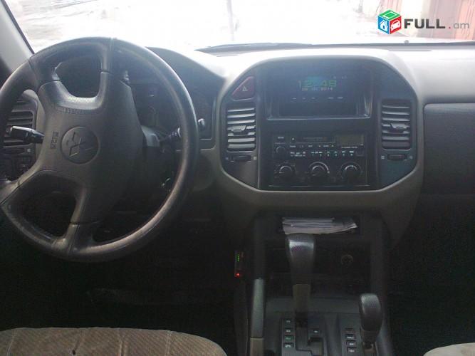 Mitsubishi Pajero , 2002թ.