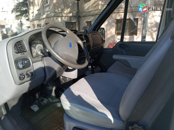Ford Transit , 2002թ.