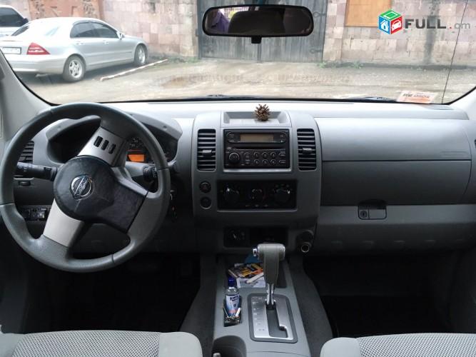 Nissan Frontier , 2006թ.