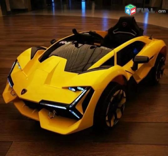 mankakan meqena Lamborghini