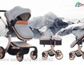 Новая коляска aimile (Wingoffly)
