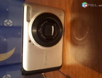Canon թվային ֆոտոխցիկ