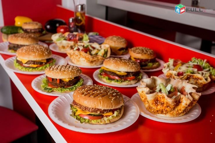 Angus Burger Broiler