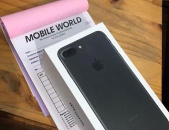 Iphone 7 plus 32Gb Mate Black . Ogtagorcvac e․ Երաշխիք+Ապառիկը տեղում․