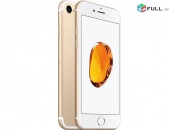 Ogt iphone 7 32Gb Gold . Lav vichakum E․ Երաշխիք+Ապառիկը տեղում․
