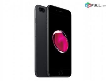 Nor Iphone 7 plus 32Gb Mate Black․ Երաշխիք+Ապառիկը տեղում․