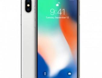 Iphone x 64Gb Silver / New USA․ Երաշխիք+Ապառիկը տեղում․