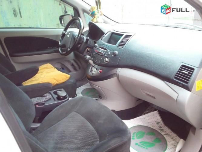Mitsubishi Grandis SPORT GEAR 4x4, 2006թ.