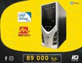 HDelectronics:  Հատուկ գին ։ Intel G4440 /  RAM 4 GB /  HDD 1 TB /  GT 710 2GB 64bit