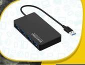 HDelectronics: Բարձրորակ USB Hub  4 ports / USB 3.0