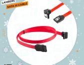 HDelectronics:  LANBERG Cable 50cm ▪ SATA III 6 GB/s
