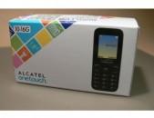 Բջջային հեռախոս .Alcatel Onetouch 1016G. NORE, TUPOV
