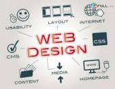 Создания WEB сайтов, интернет магазинов, SEO, РСЯ.