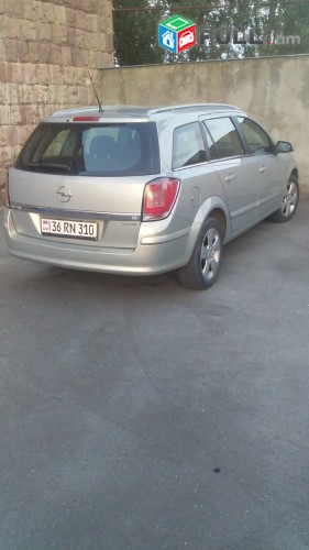 Opel Astra , 2004թ.
