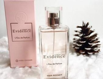 Comme Une Evidence Leau De Parfum Yves Rocher парфюмерия мода