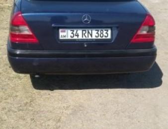 Mercedes-Benz -     C 180 , 1995թ.