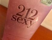 212 Sexy կանացի օծանելիք