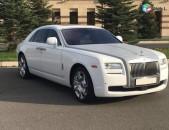 Rolss Royce, Wedding cars rent prokat