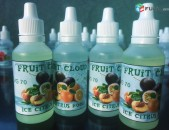 Vape hexuk - Fruit Cloud - Ice Citrus Boom 50 Ml